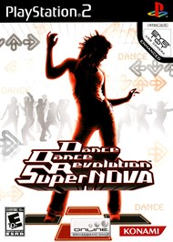 Rent Dance Dance Revolution SuperNOVA for PS2
