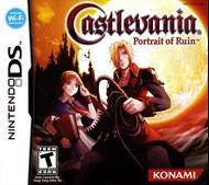 Rent Castlevania: Portrait of Ruin for DS