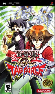 Rent Yu-Gi-Oh: GX Tag Force for PSP Games