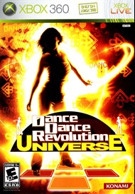 Rent Dance Dance Revolution Universe for Xbox 360