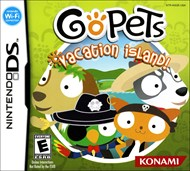 Rent Go Pets: Vacation Island for DS