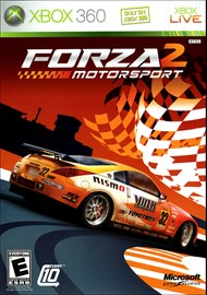 Rent Forza Motorsport 2 for Xbox 360
