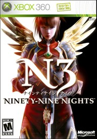 Rent N3: Ninety-Nine Nights for Xbox 360