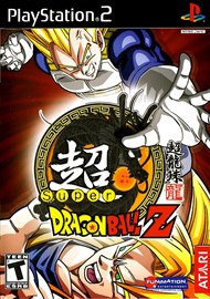 Rent Super Dragon Ball Z for PS2