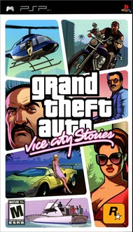 Rent Grand Theft Auto: Vice City Stories for PSP Games