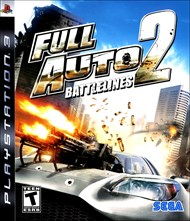 Rent Full Auto 2: Battlelines for PS3