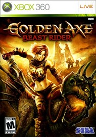 Rent Golden Axe: Beast Rider for Xbox 360