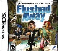 Rent Flushed Away for DS