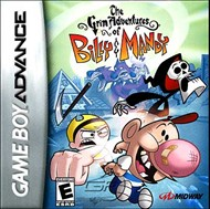 Rent The Grim Adventures of Billy & Mandy for GBA