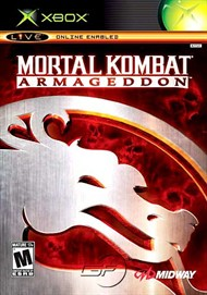 Rent Mortal Kombat: Armageddon for Xbox