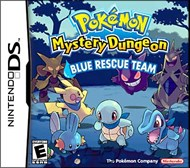 Rent Pokemon Mystery Dungeon: Blue Rescue Team for DS