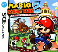 Rent Mario vs. Donkey Kong 2: March of the Minis for DS