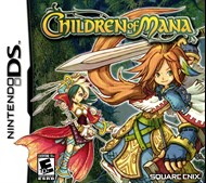 Rent Children of Mana for DS