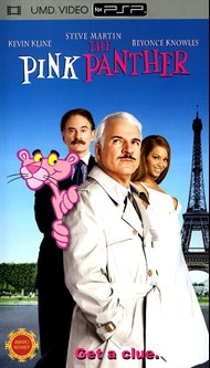 Rent Pink Panther (2005) for PSP Movies