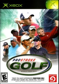 Rent ProStroke Golf: World Tour 2007 for Xbox