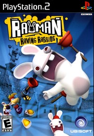 Rent Rayman Raving Rabbids for PS2