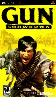 Rent GUN Showdown for PSP Games