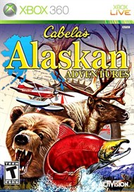 Rent Cabela's Alaskan Adventures for Xbox 360