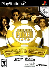 Rent World Series of Poker: Tournament of Champions 2007 for PS2