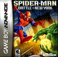 Rent Spider-Man: Battle for New York for GBA
