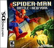 Rent Spider-Man: Battle for New York for DS