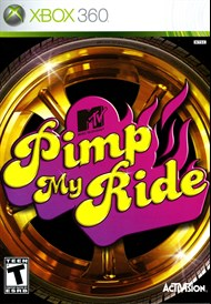 Rent Pimp My Ride for Xbox 360