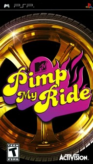 Rent Pimp My Ride for PSP Games