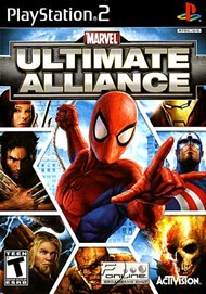 Rent Marvel: Ultimate Alliance for PS2