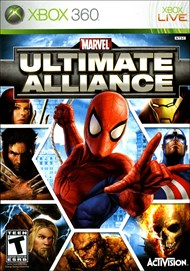 Rent Marvel: Ultimate Alliance for Xbox 360