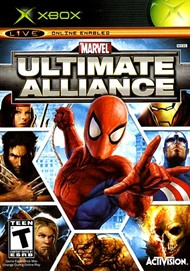 Rent Marvel: Ultimate Alliance for Xbox