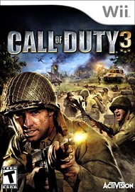 Buy Call of Duty 3 for Wii