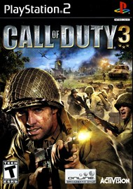 Rent Call of Duty 3 for PS2