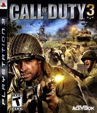 Rent Call of Duty 3 for PS3