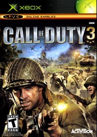 Rent Call of Duty 3 for Xbox