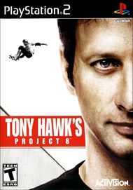 Rent Tony Hawk's Project 8 for PS2