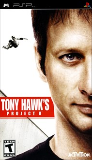 Rent Tony Hawk's Project 8 for PSP Games