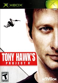 Rent Tony Hawk's Project 8 for Xbox