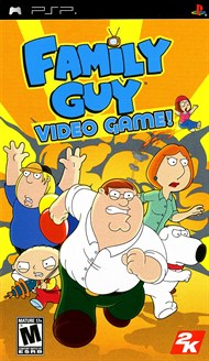 Rent Family Guy - Video Game! for PSP Games