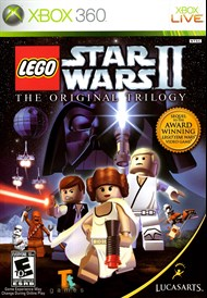Rent LEGO Star Wars II: The Original Trilogy for Xbox 360