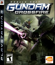 Rent Mobile Suit Gundam: Crossfire for PS3