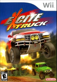 Rent Excite Truck for Wii