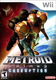 Rent Metroid Prime 3: Corruption for Wii