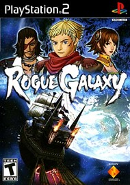 Rent Rogue Galaxy for PS2