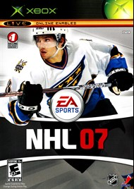 Rent NHL 07 for Xbox