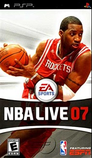 Rent NBA Live 07 for PSP Games