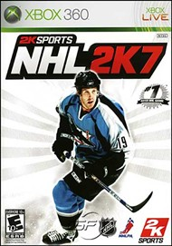 Rent NHL 2K7 for Xbox 360