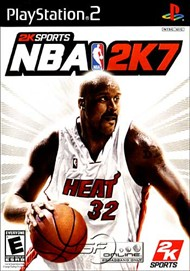 Rent NBA 2K7 for PS2