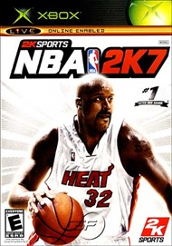 Rent NBA 2K7 for Xbox