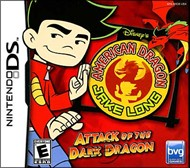 Rent American Dragon Jake Long: Attack of the Dark Dragon for DS