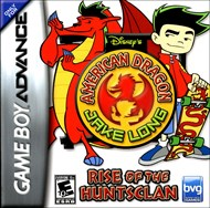 Rent American Dragon Jake Long: Rise of the Huntsclan for GBA